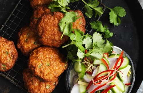 Life's Good Curry Pastes - Thai Fish Cakes