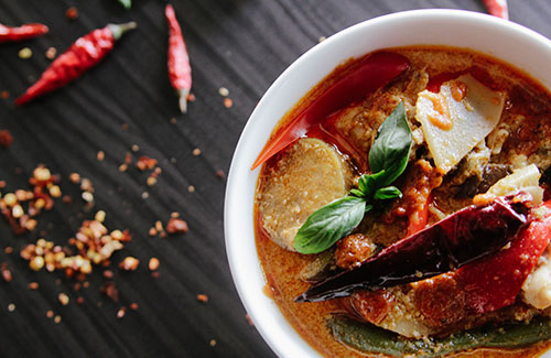 Life's Good Thai Red Curry